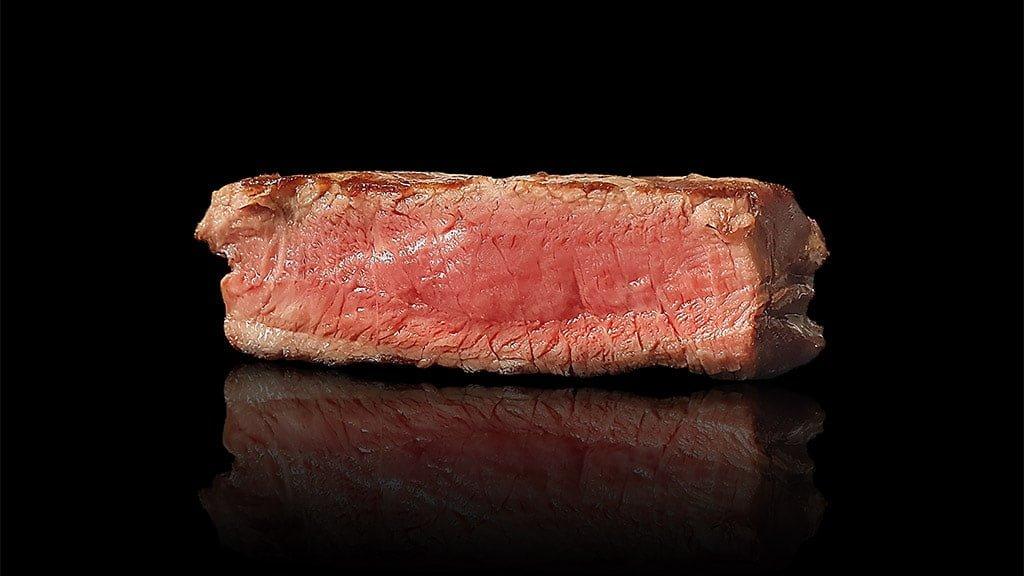 Cottura sottovuoto delle carni rosse: filetto di manzo (cottura media)